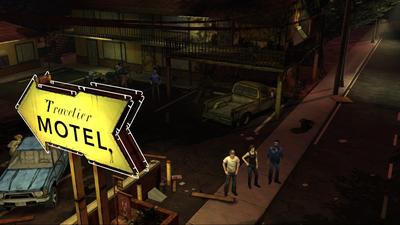 Motel Before Darkness