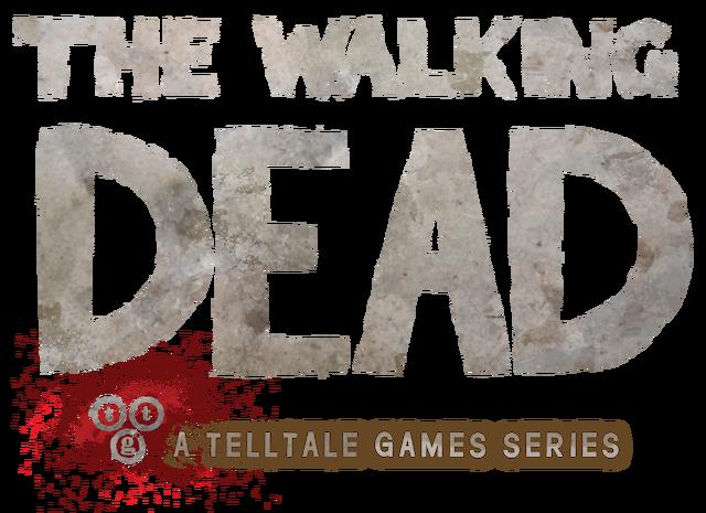 File:Telltale's The Walking Dead logo.png