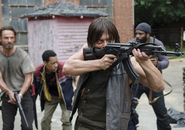 AMC 507 Daryl Aiming Rifle
