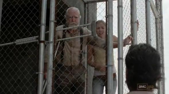 File:Hershel and Beth telling directions.JPG