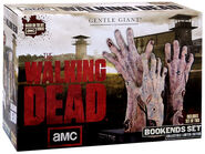 Zombie Hand Bookend 1