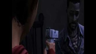 The Walking Dead Clementine and Lee Tribute-1497114972
