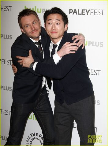 File:Paleyfest Hardwick and Yeun.jpg
