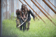 AMC 605 Michonne Heath Scott