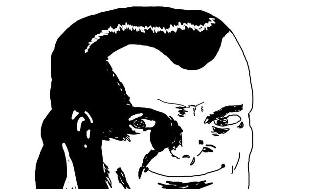 File:Sneaky Negan Sketch.png