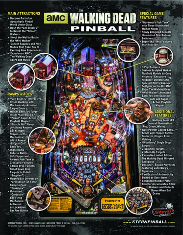 File:The Walking Dead Pinball Machine (Limited Edition) 17.jpg