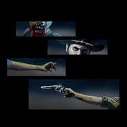 The Walking Dead Zombiefied 3