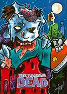 03 Jeff Chandler Sketch Card