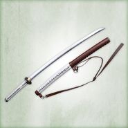 Michonne's Replica Katana 1