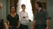 Sasha Williams Maggie Rhee Rick Grimes 709
