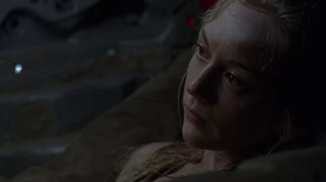 File:Beth inside the car bunk with Daryl waiting.JPG