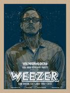 Weezer Blue 2