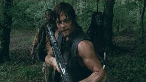 Comic-Con Trailer The Walking Dead Season 4