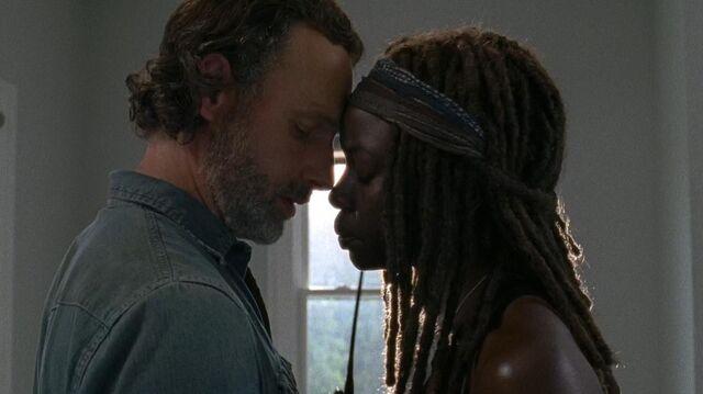 File:Rick and Michonne 7x05.jpg