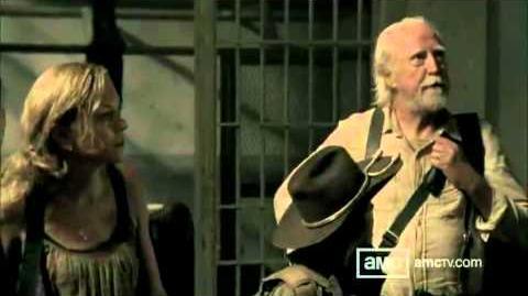 The Walking Dead Season 3 Comic-Con Trailer