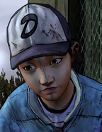 AmTR Trailer Clem Surprised
