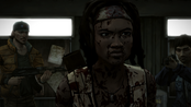 ITD Michonne Cornered