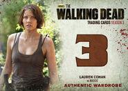 M11 Lauren Cohan as Maggie