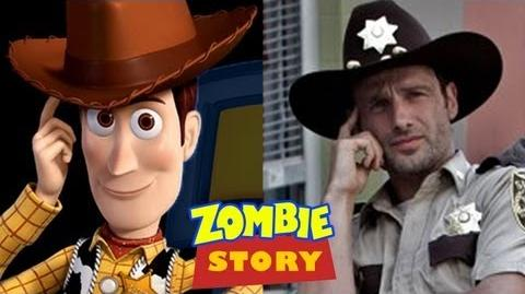 """Zombie Story"" - A Mind-Blowing Comparison of The Walking Dead & Toy Story"