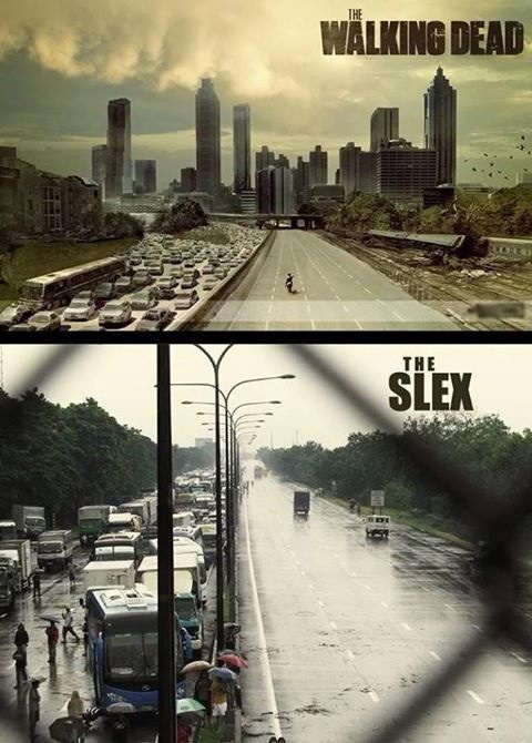 The SLEX and TWD