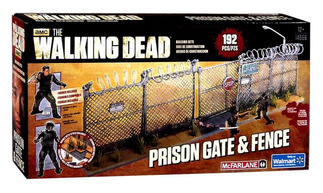 File:Prison Gate & Fence .jpg