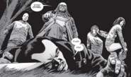 Negan, Beta & The Whisperers 156