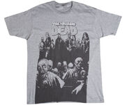 "THE WALKING DEAD ""CAST SHIRT"""