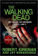 2 Books in 1 TWD Fall of the Governor C1
