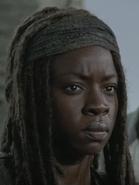612 Michonne Listening