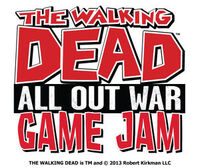 TWD All Out War Game Jam