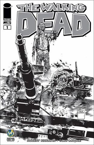 File:Issue 1 Portland Comic Con Exclusive Sketch Cover signed by Steve Lieber.jpg