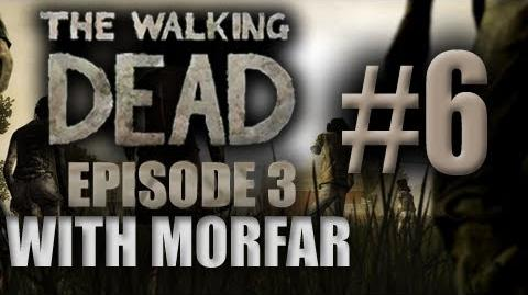"""Train Simulator 2012"" - The Walking Dead Episode 3 Part 6 with Morfar"