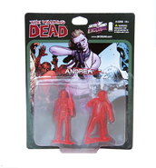 Andrea pvc figure 2-pack (translucent red)