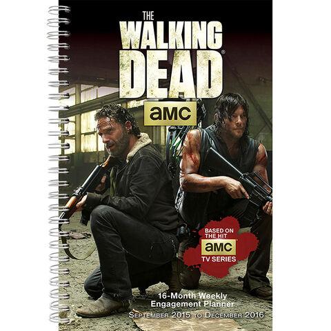 File:The Walking Dead 2016 Weekly Engagement Planner.jpg