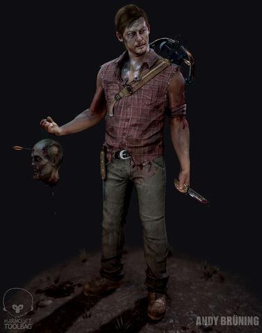 File:Daryl-Dixon-Game-Character-TURBTABLE-the-walking-dead-32476459-1258-1600.jpg