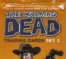 The Walking Dead Trading Cards Set 2