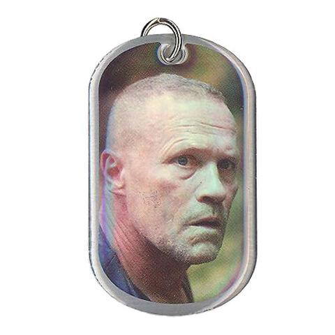 File:The Walking Dead - Dog Tag (Season 2) - MERLE DIXON 11 (Foil Version).jpg