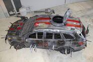 2013 Hyundai Santa Fe Zombie Survival Machine 2