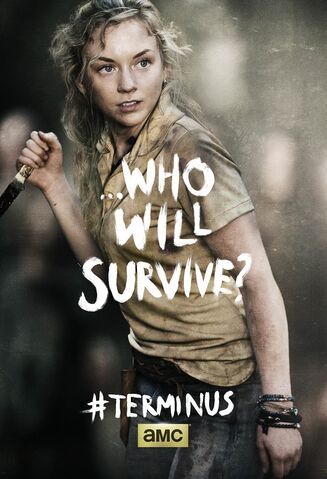 File:Beth Greene poster solo for the very first time she looks so badass.jpg