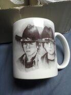 Carl Grimes Pat Payton Mug