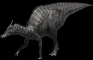 Hadrosaurlizard