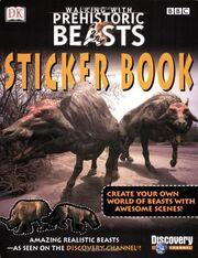 WWB USA Sticker Book