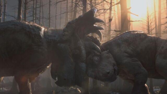 File:Movie PachyrhinosaurusDuelling.jpg