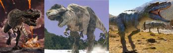 Tyrannosauria