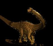 Diplodocus-weight