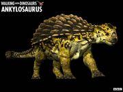 Ankylosaurus - WWD