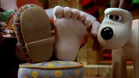 BBC2 Christmas 1995 Bumper (Slipper)