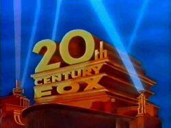 Screenshot 20th Century Fox Logo in 1987