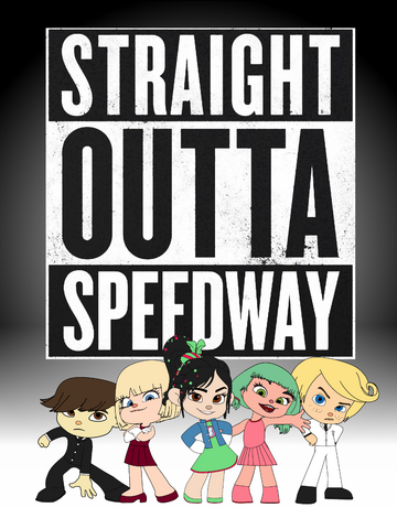 File:Straight Outta Speedway Poster (with background).png