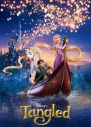 Tangled poster no